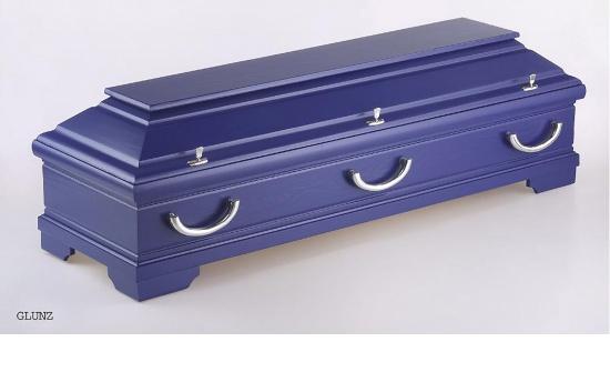 Kiefer blau